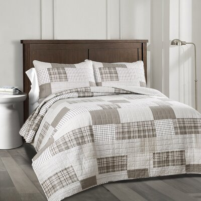 Brown Patchwork Quilts Coverlets Amp Sets You Ll Love In