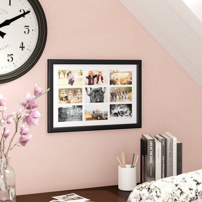 AdecoTrading 7 Opening Decorative Offset Wall Hanging Collage ...