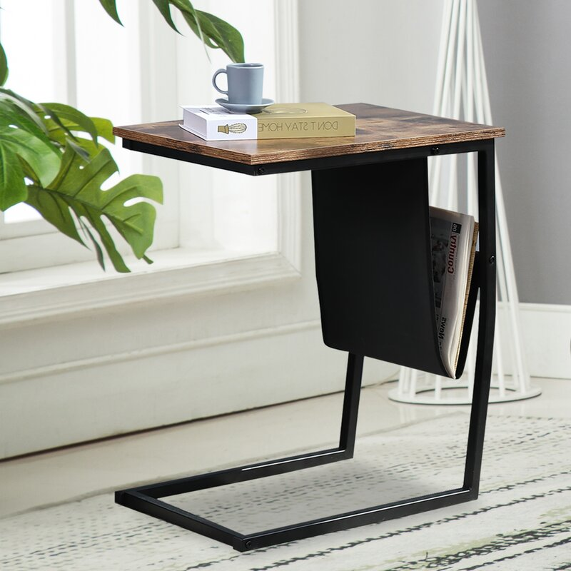 17 Stories Garp C End Table