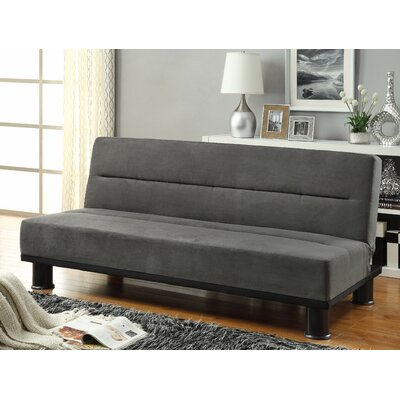 Callie Convertible Sofa Upholstery: Grey by Woodhaven Hill