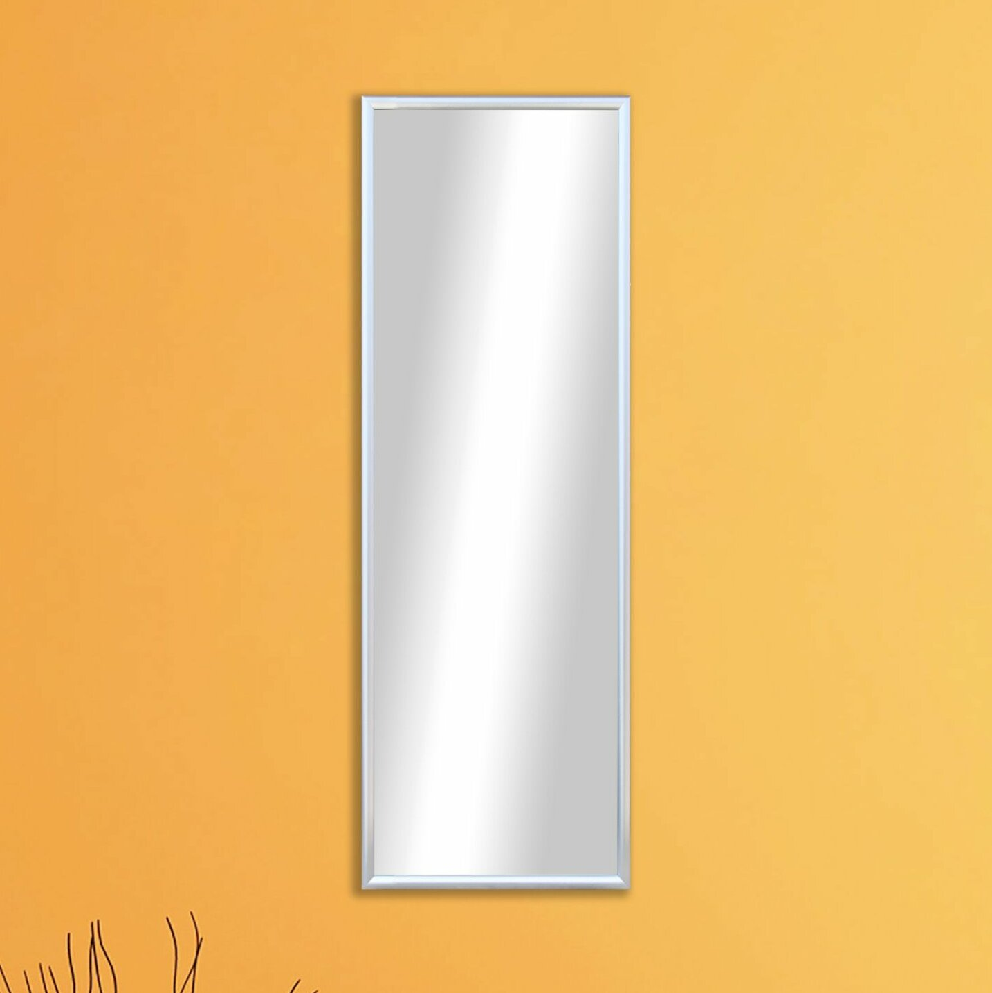 Zipcode Design Lynne Panels Full Length Mirror & Reviews | Wayfair