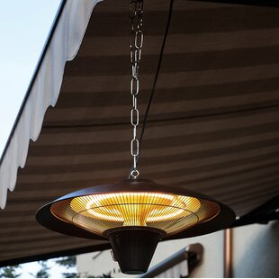 Kaba Ceiling Mounted Electric Patio Heater By Belfry Heating