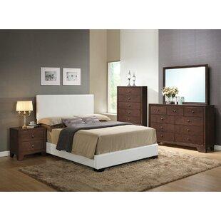 Ebern Designs Mccree Configurable Bedroom Set