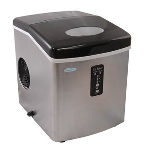 28 lb. Daily Production Portable Ice Maker