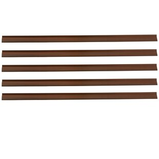 Sienna Profile Cover For Mat Screen Border Panel Fence (Set Of 5) By Symple Stuff