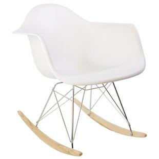 Eiffel Rocking Chair by C2A Designs