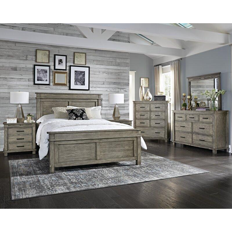 Gracie Oaks Beula 7 Drawer Dresser With