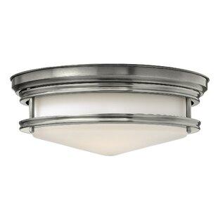 Hadley 3-Light LED Flush Mount by Hinkley Lighting