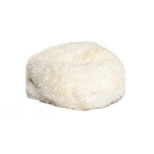 Icelandic Sheepskin Bean Bag Chair ByNatural Rugs