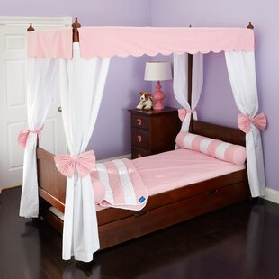 Corner Panel with Bow & Bed Canopies Youu0027ll Love