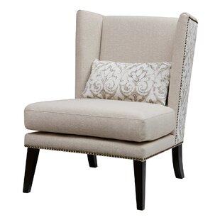 Apolonio Wingback Chair by Willa Arlo Interiors