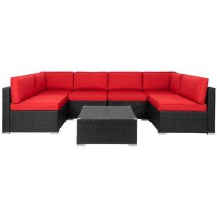 7 Piece Durable Patio Furniture Wayfair