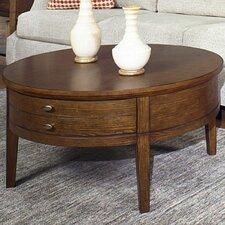 Weybossett Round Coffee Table by Alcott Hill