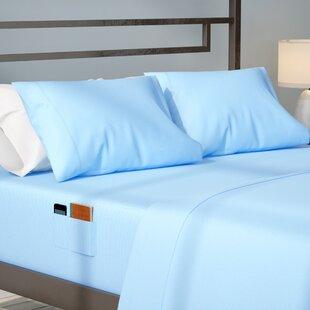 Alwyn Home Modern Living Smart Polyester Sheet Set