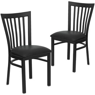 Price Check Chafin Upholstered Dining Chair (Set of 2) by Winston Porter Reviews (2019) & Buyer's Guide