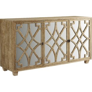 Ibiza Natural Teak Sideboard by Brownstone Furniture