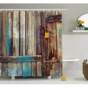 India Color Details Mansion Shower Curtain by Ebern Designs