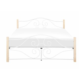 Pagedale Bed Frame By Brambly Cottage