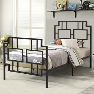 Harlingen Panel Bed by Wrought Studio