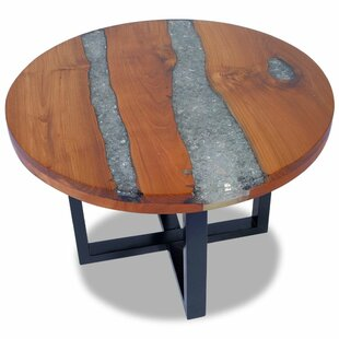 Burkey Teak Resin Coffee Table By Williston Forge