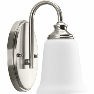 Elkhart 1-Light Bath Sconce by..