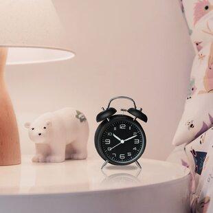 Double Bell Alarm Clock   Wayfair