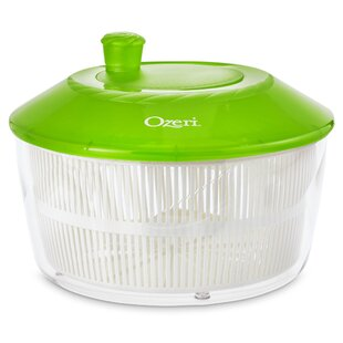 Italian Fresca Salad Spinner and Serving Bowl
