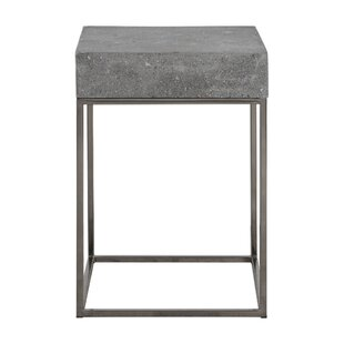 Check Prices Brookfield Creek End Table By Williston Forge