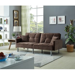 Low priced Hemphill Sleeper Sofa by Mercer41 Reviews (2019) & Buyer's Guide