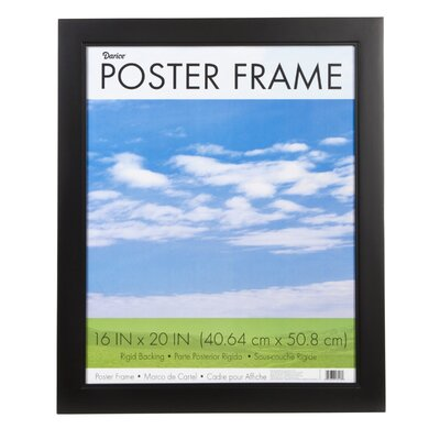 Frame USA Hardboard Poster Picture Frame & Reviews | Wayfair