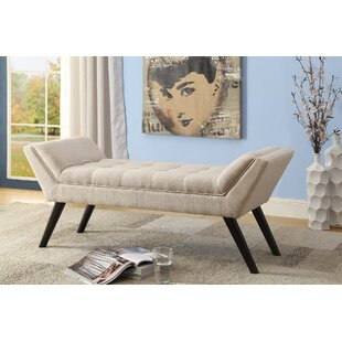 Baxton Studio Upholstered Bench