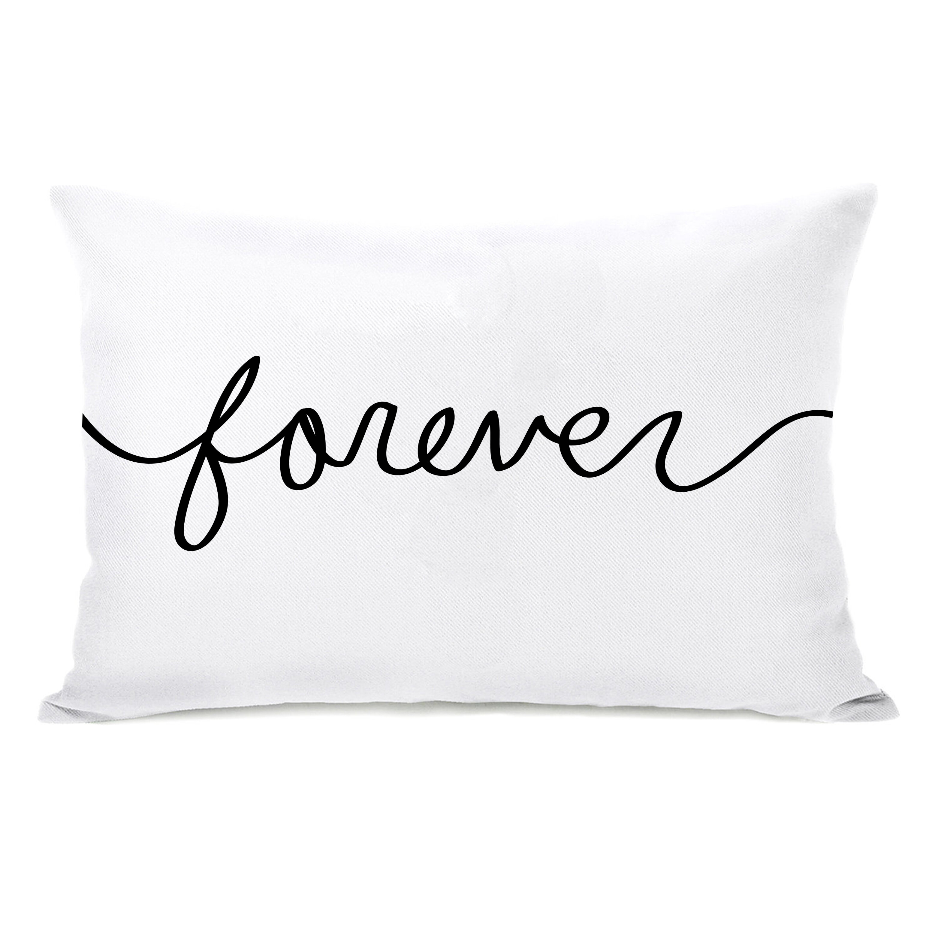 One Bella Casa Forever Mix And Match Lumbar Pillow Reviews Wayfair