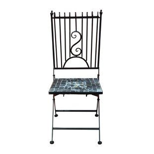 Propes Mosaic Garden Patio Dining Chair