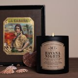 Classic Havana Nights Scented Jar Candle