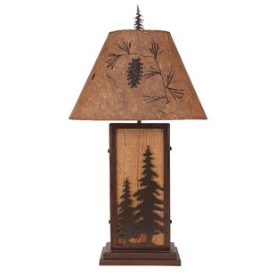 Grove Feather Tree 32 Lamp