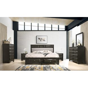 Beagan Platform 6 Piece Bedroom Set