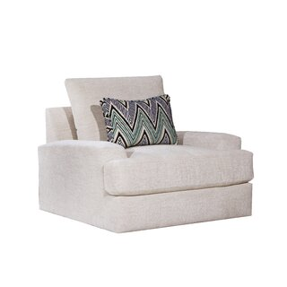 Aidan Swivel Armchair by Highland Dunes SKU:EE906140 Reviews