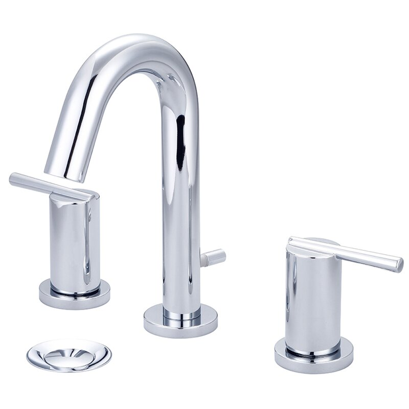 Olympia Faucets I2v Widespread Bathroom