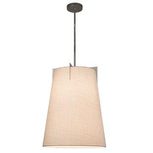 Brayden Studio Kenyon 2-Light Cone Pendant
