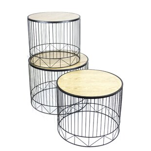 3 Piece End Table by Sagebrook Home
