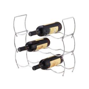 Hulce 12 Bottle Tabletop Wine Rack By Symple Stuff