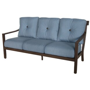 Perkinson Patio Sofa with Sunbrella Cushions