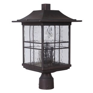 Affordable Sanderson 3-Light Lantern Head By Darby Home Co