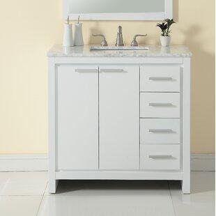 Easterling 36 Single Bathroom Vanity Set By Ebern Designs