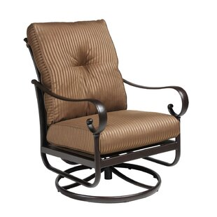 Borland Rocking Chair with Cushion by Darby Home Co