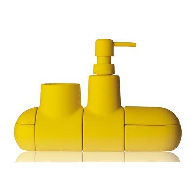 yellow bathroom accessories.  https secure img1 fg wfcdn com im 35683364 resiz