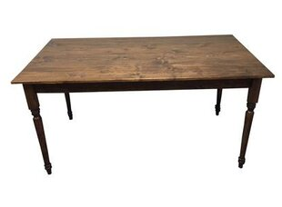 Coventry Rectangular Wood Dining Table by August Grove Amazing