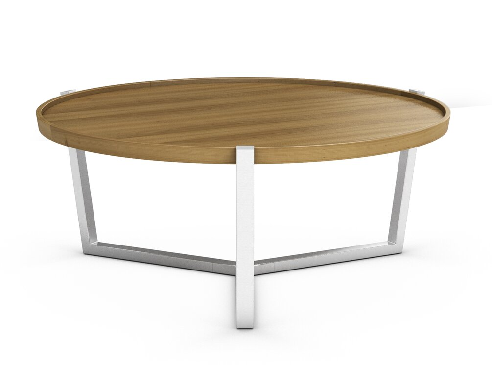 Cirque Coffee Table With Tray Top
