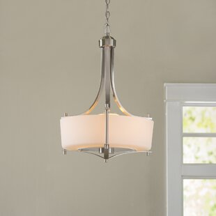 Ebern Designs Pamala Drum Chandelier