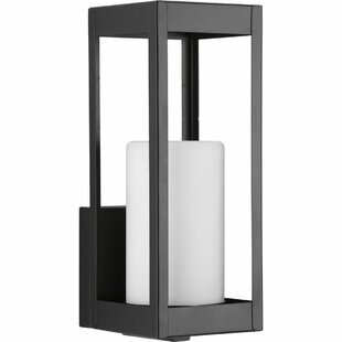 Latitude Run Knox 1-Light Flush mount